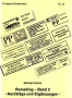 Ahrens, Michael Remailing - Band 2 - Nachträge und Ergänzungen -