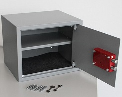 Schlüssel Tresor Midi Nr. 3998  (mit Fachboden, gewicht 11,