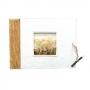 Safe Fotoalbum Natur-Papier Nr. 5756 15x20cm, 40 Seiten Fotokart