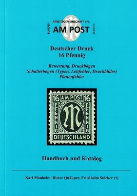 Monheim, Karl/Quäkper, Dieter/Stöcker, Friedhelm AM Post Deutsc
