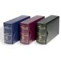 Leuchtturm Album Set DIN lang für 100 FDCs/Briefe rot Nr. 301708