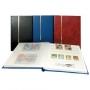 Safe Einsteckbuch A5, 16 weiße Seiten, unwattiert Nr. 131-1 wein