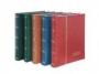 Lindner Einsteckbuch 64 S. weiß A4 Nr. 1163 hellbraun
