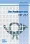Maaßen, Wolfgang Die Posthornserie 1951/52