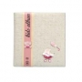 "Kids-Album ""Baby Girl"" 22x22cm, 60 S. Fotokarton weiß"