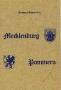 Schoenawa, Hartmut Das Papiernotgeld von Mecklenburg und Pommern