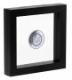 3 D-Schweberahmen Color schwarz 180 x 180 x 25 mm Nr. 4509