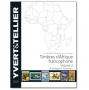 Yvert & Tellier  2019 Catalogue du mondial de cotation Timbres d