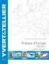 Yvert & Tellier  2018 Catalogue de cotation des Timbres d´Europe