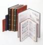 Lindner Einsteckbuch Standard 32 S., weiß, A5 Nr. 1159 rot