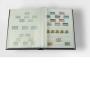 Briefmarken-Einsteckbuch DIN A4, 64 weißeSeiten, unwattierter Ei