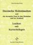 Gerlach, Hans-Henning Deutsche Kolonisation und die deutsche Pos