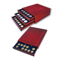 Safe NOVA Münzschuber Exquisite Nr. 6850 für 12x Karton-Münzrähm