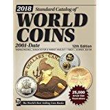 2018 Standard Catalog of World Coins 2001 - Date