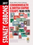 Gibbons Commonwealth & British Empire Stamps 1840-1970, 2017