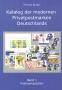 Burger Katalog der modernen Privatpostmarken Deutschlands, Band