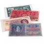Leuchtturm Banknoten-Schutzhüllen PREMIUM 210x127mm Nr. 339345 p