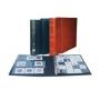 Safe Schutzkassette Nr. 489 dunkelblau zu CD/DVD-Album Nr. 486