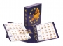 Lindner Vordruckalbum EURO COLLECTION: Kursmünzensätze alle Euro