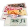 Leuchtturm Banknoten-Schutzhüllen PREMIUM 339346 176x90mm per 10