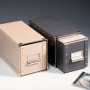 Leuchtturm CD Box natur 329812/200122