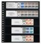 Lindner Klarsichthüllen Nr. 825P für Markenheftchen per 10 Stück