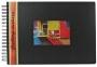 Foto-Einsteckalbum Black 5924Black  Feeling Nature Format 23,5 x