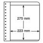 Leuchtturm G-Tafeln, 1er Einteilung, weiß 319185/G1W
