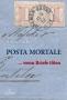 Fischer, Hedda Posta Mortale ... wenn Briefe töten  ein philatli