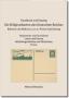 Bockisch, Michael Handbuch und Katalog die Bildpostkarten des De