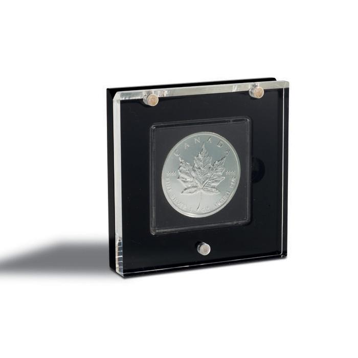 Leuchtturm Münzetui PRISMA Nr. für 1 QUADRUM-Münzkapsel 344850