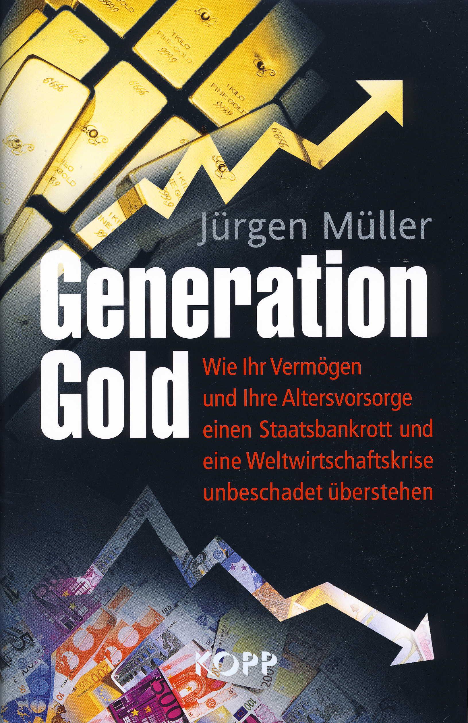 Jürgen Müller Generation Gold