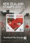 ACS New Zealand Stamp Katalog 2017