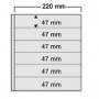 Safe Spezialblatt für Ü-Eier-Beipackzettel klar Nr. 456 per 10 S