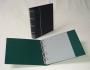 Kobra ETB- und Postkartenalben Ringbinder CSX Farbe grün