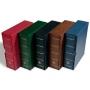 Leuchtturm OPTIMA G Binder inkl. Schutzkassette Farbe grün Nr. 3