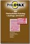 Philotax Gedruckter SBZ Plattenfehler-Katalog 2014
