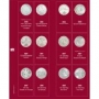 Premium-Münzen Album für 10€ Einzelblatt der Jahre 2006-2008 Nr.
