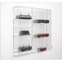 Glas-Spiegel für Präsentations-Vitrinen Modul B oder C Nr. 5218