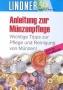Lindner Anleitung zur Münzpflege