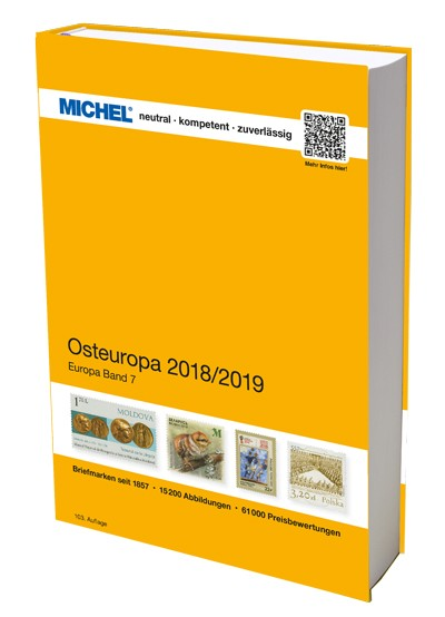 Michel Osteuropa 2018/2019 Europa Band 7