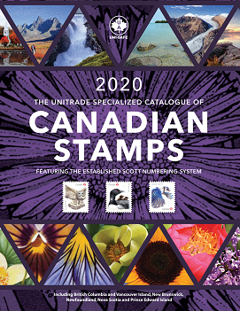 2020 The Unitrade Specialized Catalogue of Canadian Stamps