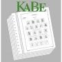 KABE Deutschland Zusammendrucke 2011 normal 342214 / MLN23AZ/11