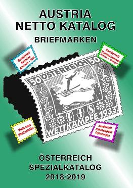 Steyrer Christine ANK Österreich Spezialkatalog 2018/2019