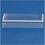 Acryl-Sockel Grundfläche 80x80x20mm Nr. 5205
