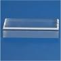 Acryl-Sockel Grundfläche 45x80x20mm Nr. 5227