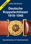 Bichlmaier, Lothar Deutsche Koppelschlösser 1919-1945 3. aktuali