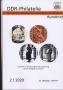 DDR-Philatelie Rundbrief Heft 84 2/2020