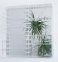 Glas-Spiegel für Präsentations-Vitrinen Modul A Nr. 5217