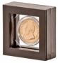 Lindner NIMBUS inkl. 1 OCTO-Münzenkapsel Nr. 4835023